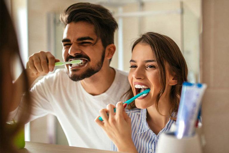 biến chứng áp xe răng