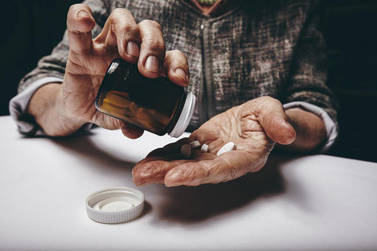 thuốc uống trị viêm nha chu