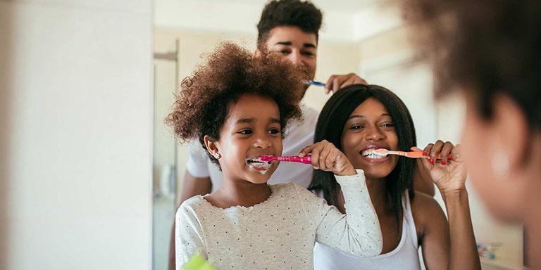 phòng ngừa sâu răng