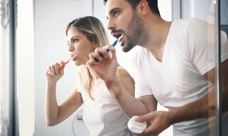 chăm sóc răng sau khi lấy tủy