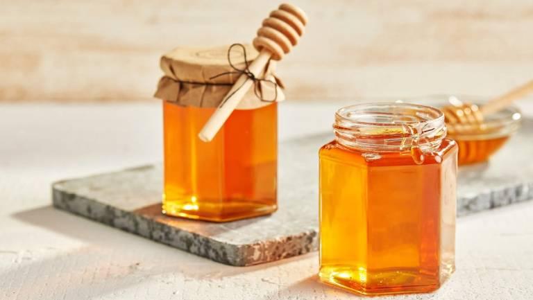 Cải thiện triệu chứng bệnh lý với mật ong