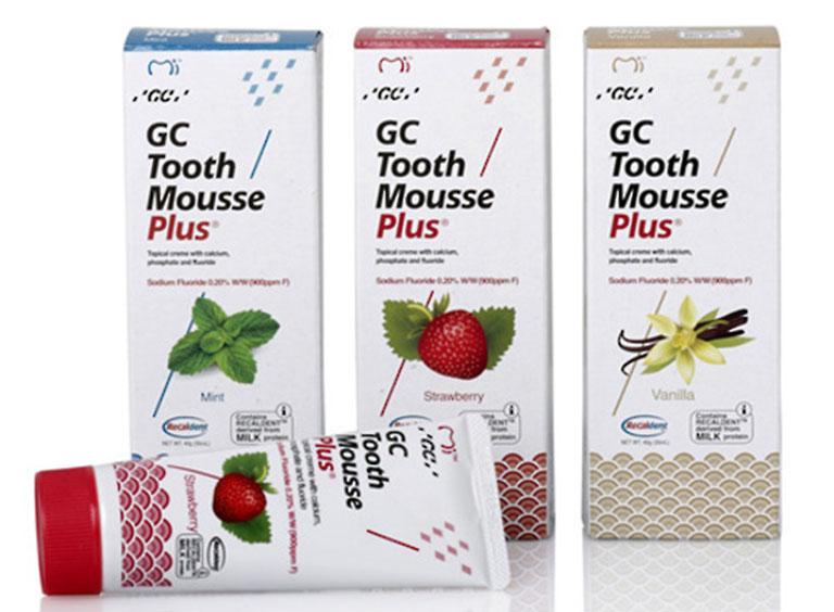 Gel bôi chống ê buốt GC Tooth Mousse Plus