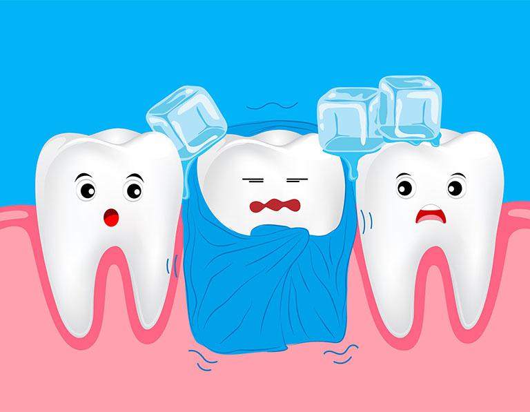 Răng bị ê buốt khi ăn đồ lạnh