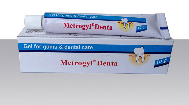 thuốc trị viêm răng lợi