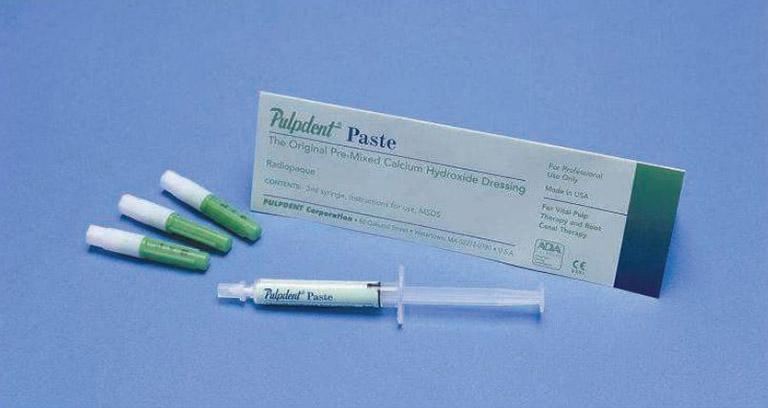 chữa tủy răng bị nhiễm trùng