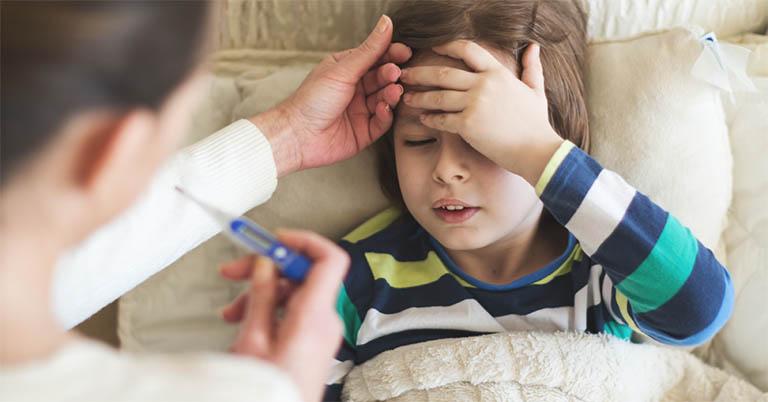 Viêm lợi miệng Herpes nguyên phát