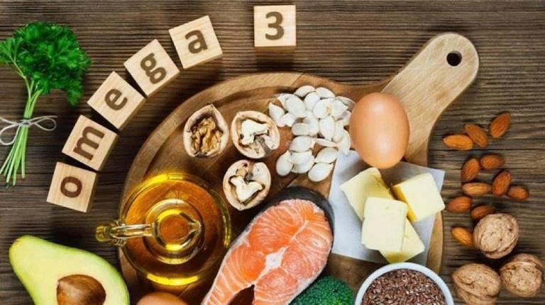 Nhóm thực phẩm chứa Omega-3 dồi dào