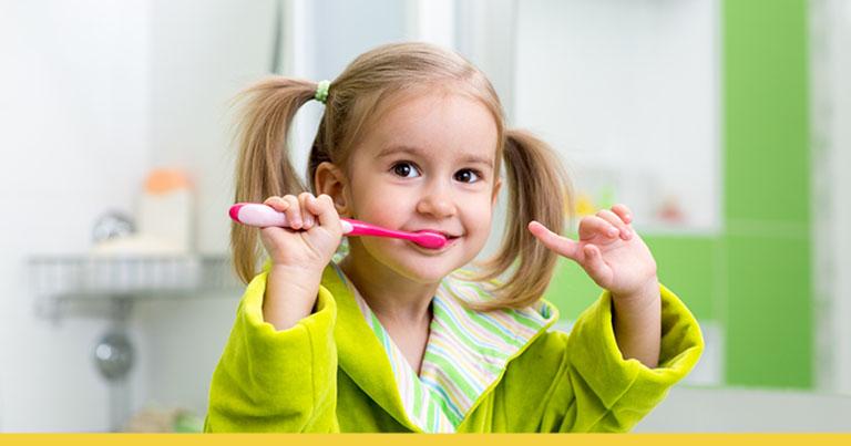 Cách điều trị sún răng cho trẻ