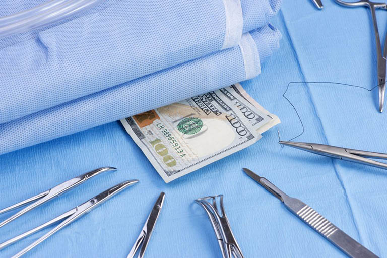 phẫu thuật ghép lợi hết bao nhiêu tiền