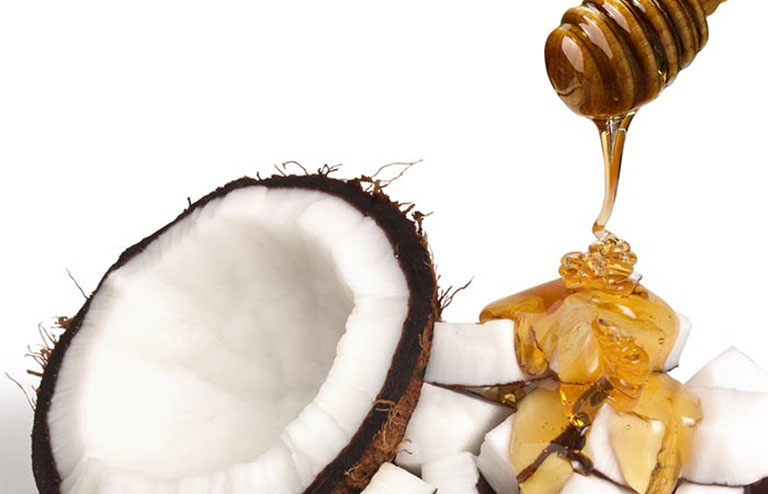 Chữa viêm lợi bằng dầu dừa