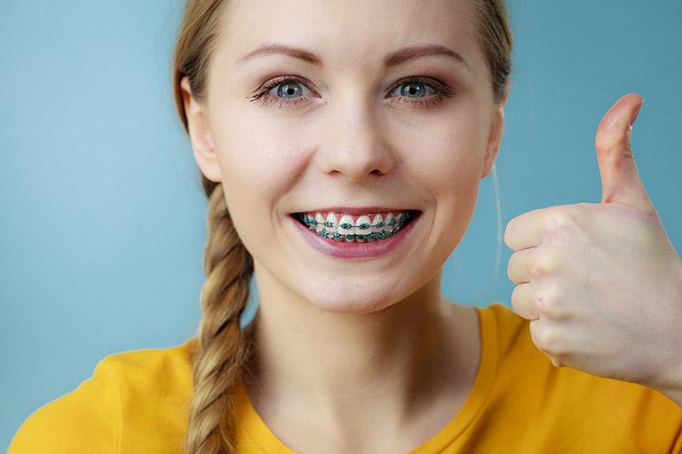 tác dụng của niềng răng