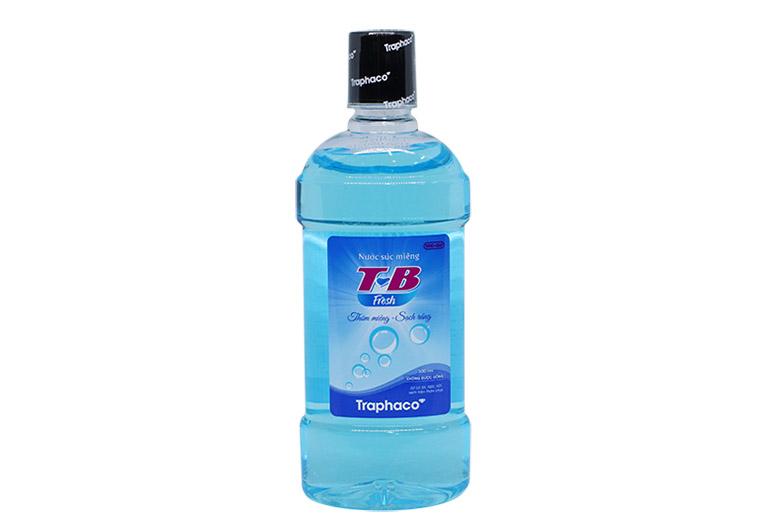 nước súc miệng trị viêm nha chu