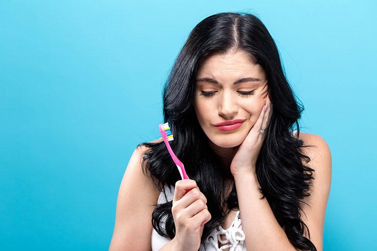 cách chữa răng mòn mặt nhai