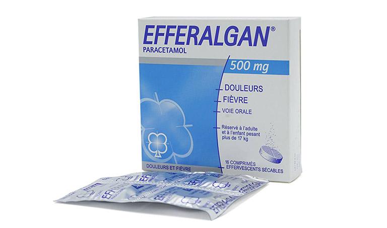 efferalgan 500 có giảm đau răng không