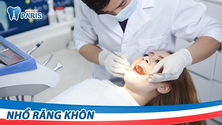 Nên nhổ răng khôn ở đâu TPHCM