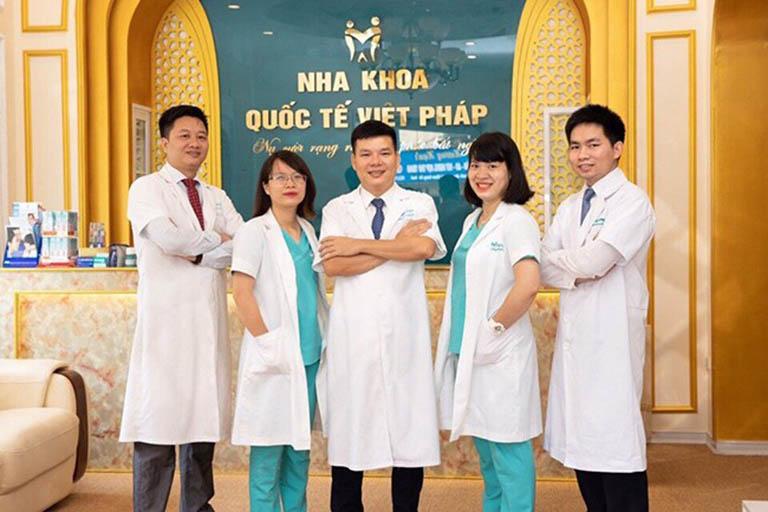 trồng răng implant uy tín tại hà nội
