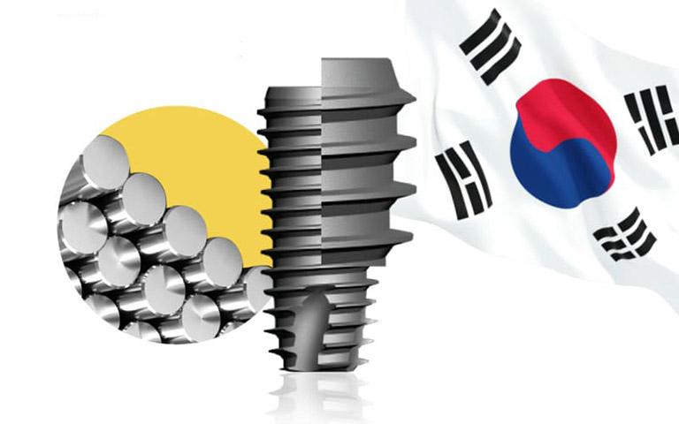 Trụ Implant Dentium Hàn Quốc