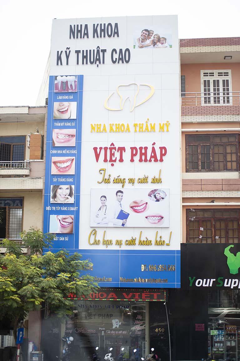 dán sứ veneer ở đâu tại Đà Nẵng