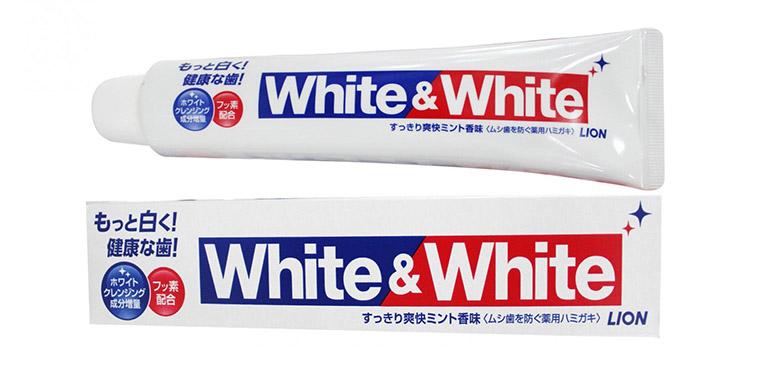 kem tẩy trắng răng tốt nhất