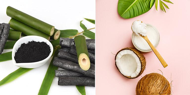 cách tẩy trắng răng bằng dầu dừa