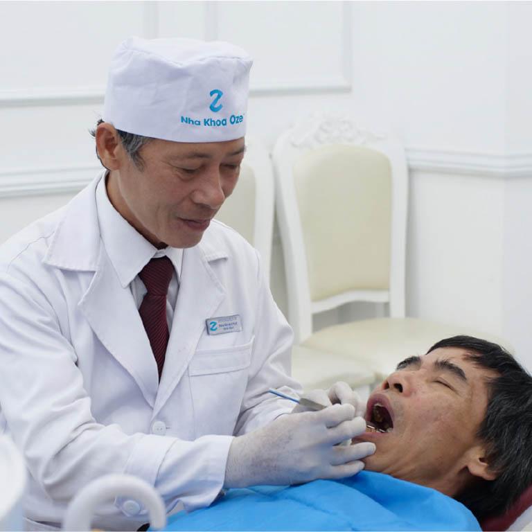 nha khoa tẩy trắng răng uy tín hà nội