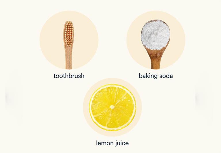 Cách sử dụng baking soda làm trắng răng
