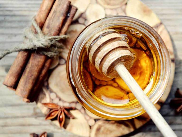 cách chữa hôi miệng với mật ong