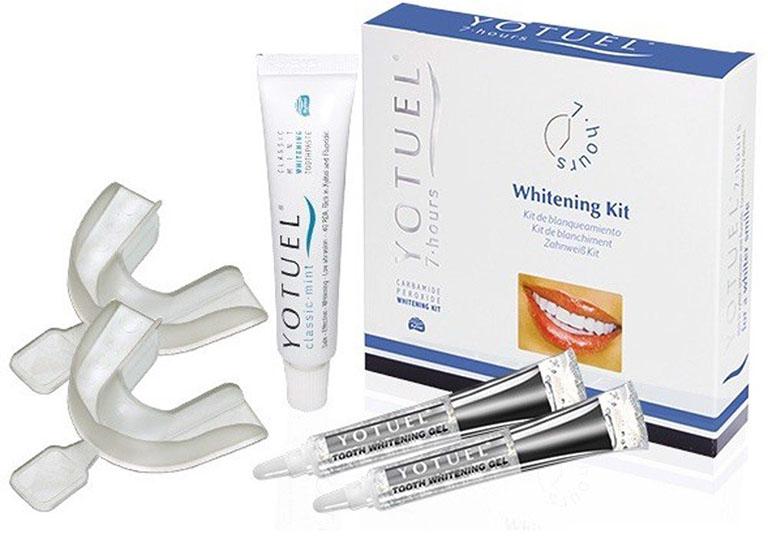 Bộ kit tẩy trắng răng