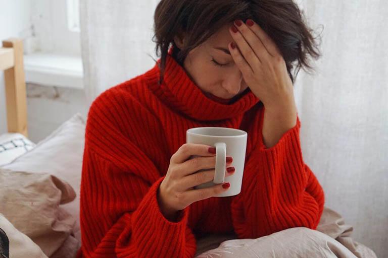 tại sao mọc răng khôn lại bị sốt