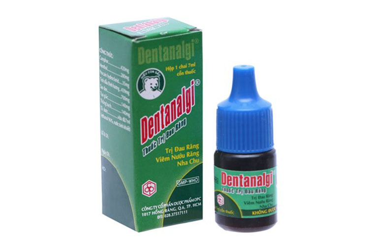 thuốc chữa sâu răng tốt nhất