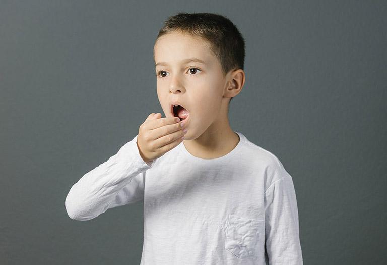 Trẻ bị hôi miệng nên dùng thuốc gì